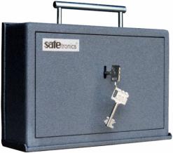 Сейф встраиваемый в машину Safetronics AT 20/30