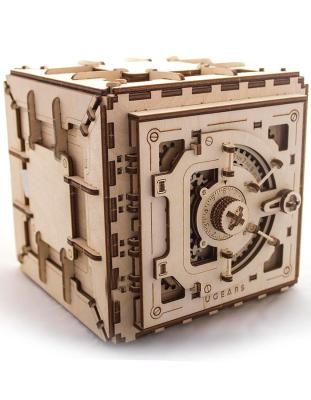 Сейф-конструктор с замком