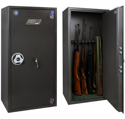 Сейф оружейный Safetronics TSS 125E-M/K9