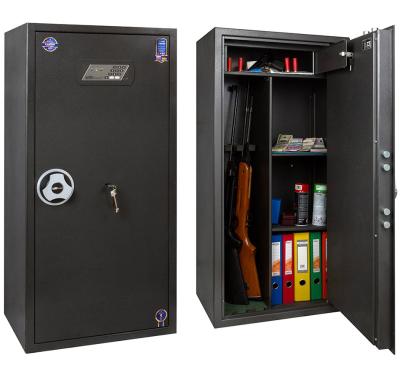 Сейф оружейный Safetronics TSS 125E-Ms/K3