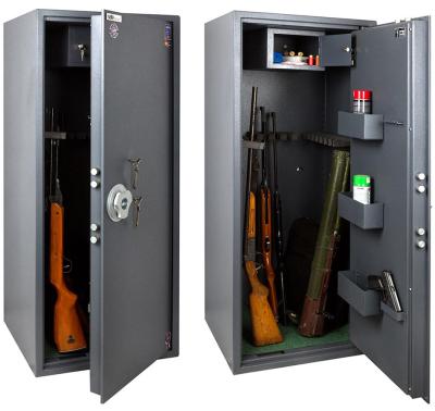 Сейф оружейный Safetronics TSS 150E-Ms/K17