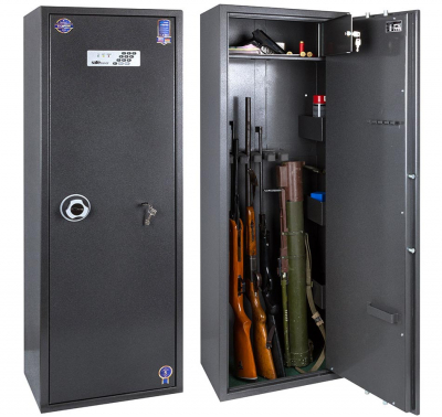 Сейф оружейный Safetronics MAXI 5ME