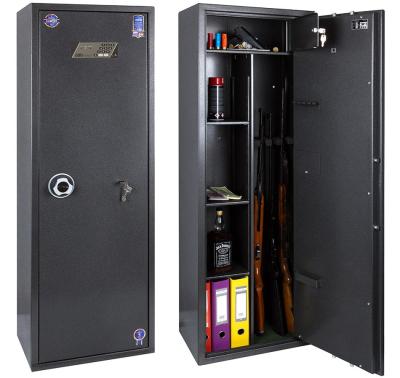 Сейф оружейный Safetronics MAXI 5PE-M/K3