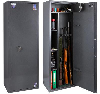 Сейф оружейный Safetronics MAXI 5PM/K5