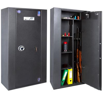 Сейф оружейный Safetronics MAXI 10PME/K5