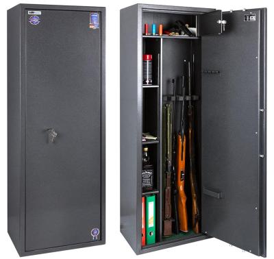 Сейф оружейный Safetronics IVETA 5PM/K5