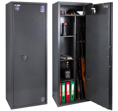 Сейф оружейный Safetronics IVETA 5PM/K3
