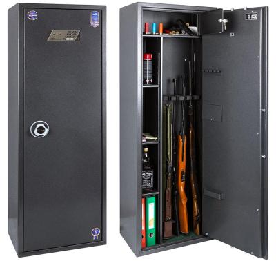 Сейф оружейный Safetronics IVETA 5PE/K5