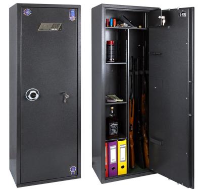 Сейф оружейный Safetronics IVETA 5PE-M/K3