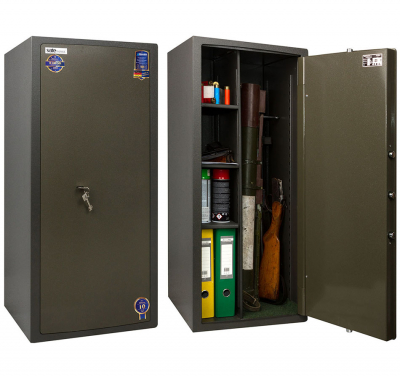 Сейф оружейный Safetronics NTR 100M/K3