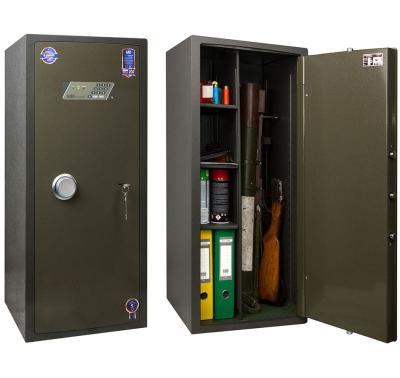 Сейф оружейный Safetronics NTR 100E-M/K3