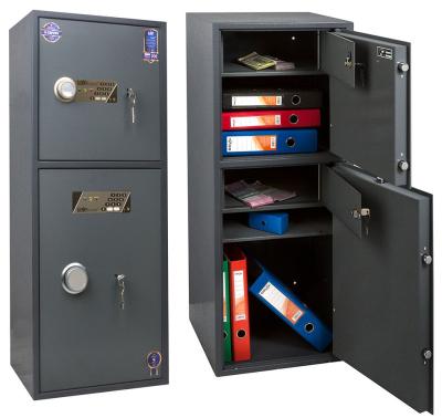 Сейф офисный Safetronics NTL 40E-Ms/62E-Ms