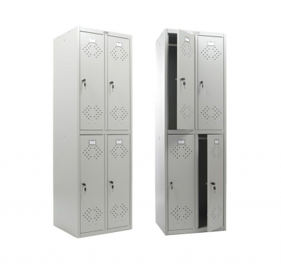 Шкаф для раздевалок LS-22