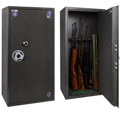 Сейф оружейный Safetronics TSS 125LG/K9