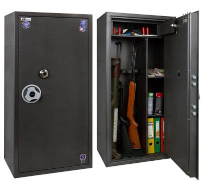 Сейф оружейный Safetronics TSS 125LGs/K5