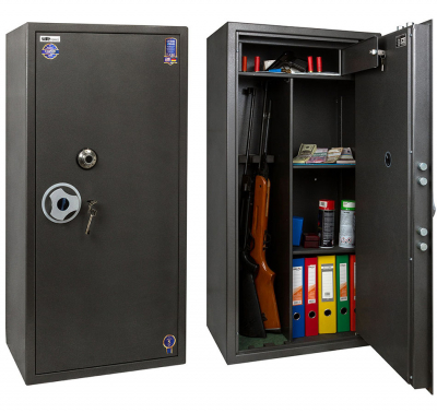 Сейф оружейный Safetronics TSS 125MLGs/K4