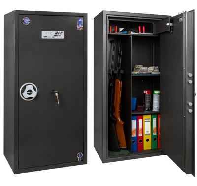 Сейф оружейный Safetronics TSS 125MEs/K3