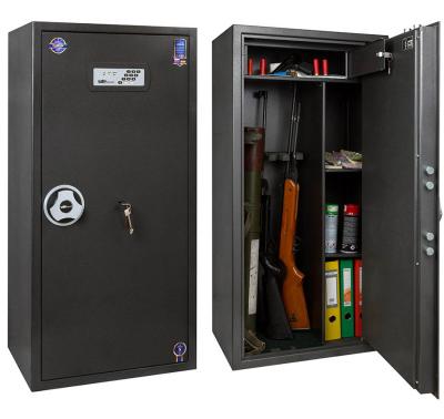 Сейф оружейный Safetronics TSS 125MEs/K5