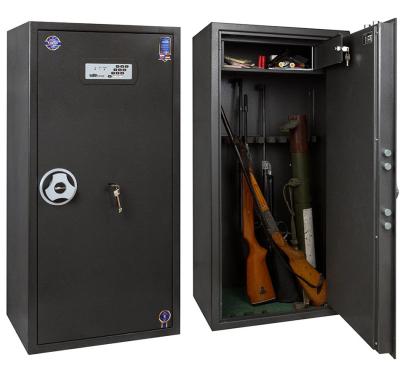 Сейф оружейный Safetronics TSS 125MEs/K9