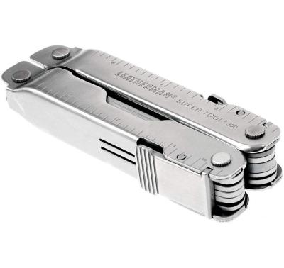 Мультитул LEATHERMAN Super Tool 300, кожаный чехол 831183
