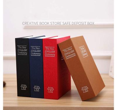 Книга-сейф Словарь (кодовый замок)