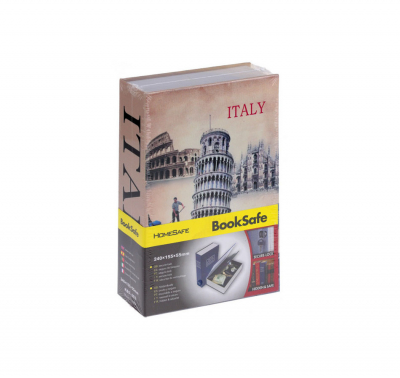 Книга-тайник Италия (Large)