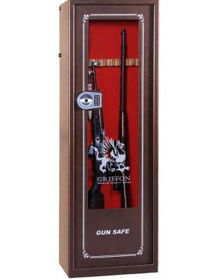 Сейф оружейный со стеклом GRIFFON GG.500.LE