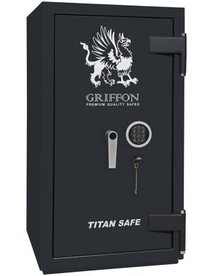 Сейф огневзломостойкий GRIFFON CL.III.90.K.E