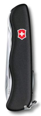 0.8353.3 Нож Victorinox Nomad черный нейлон