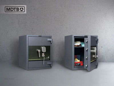 Сейф огневзломостойкий MDTB Banker-M 67 EK