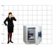 Сейф для носителей S120 DIS Chubbsafes DATA MEDIA PLUS 1