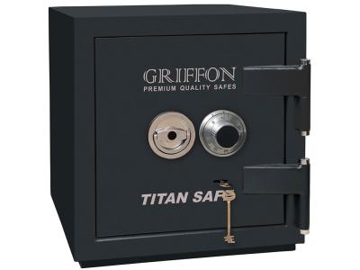 Сейф огневзломостойкий GRIFFON CL.II.50.K.C