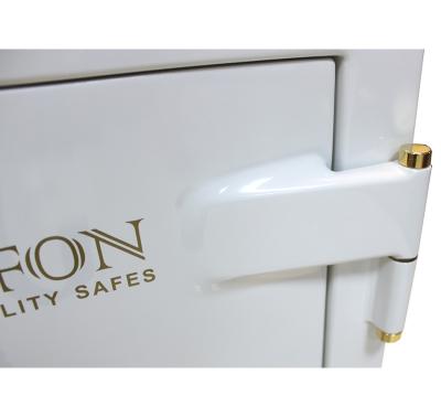 Сейф дизайнерский GRIFFON CLE.II.68.E WHITE GOLD