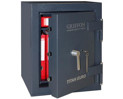 Сейф огневзломостойкий GRIFFON CLE.II.60.K