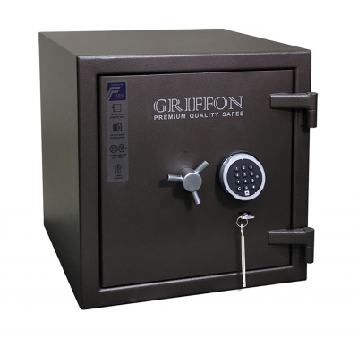Сейф огневзломостойкий GRIFFON CLE.III.50.K.E