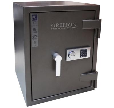 Сейф огневзломостойкий GRIFFON CLE.III.65.E COMBI