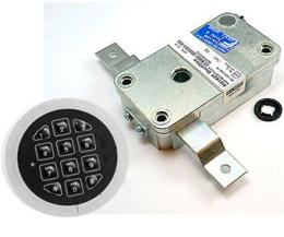 Замок M-LOCKS EM1620 + панель ST4005