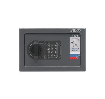 Сейф мебельный AIKO Т-170 EL