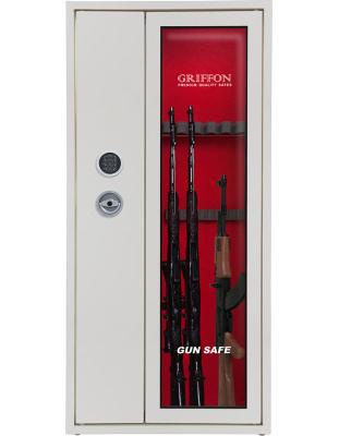 Сейф оружейный со стеклом GRIFFON GG.700.LE