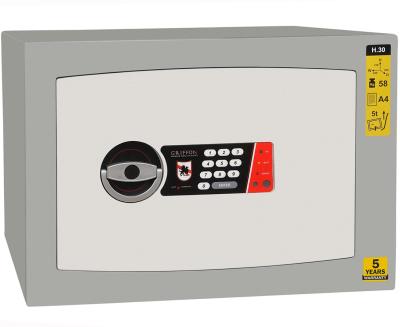 Сейф взломостойкий GRIFFON HG.30.E