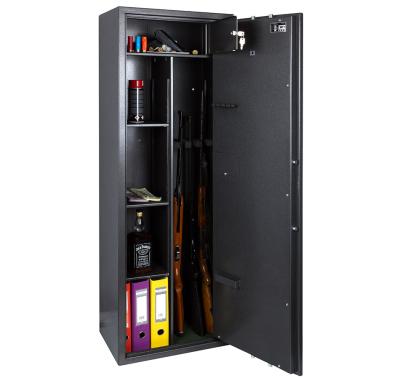 Сейф оружейный Safetronics IVETA 5PME/K4