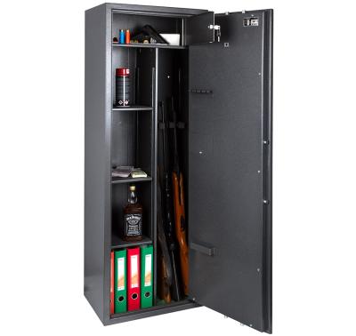Сейф оружейный Safetronics MAXI 5PE/K3