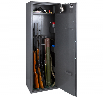 Сейф оружейный Safetronics MAXI 5PE-M