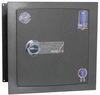 Сейф встраиваемый в стену Safetronics STR 39E
