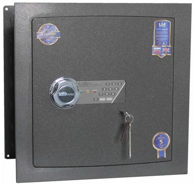 Сейф встраиваемый в стену Safetronics STR 39ME