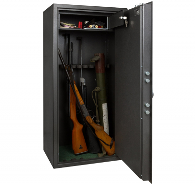 Сейф оружейный Safetronics TSS 125Es/K9