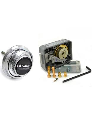 Замок механический кодовый LA GARD 3390 + лимб 2085