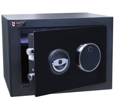Сейф мебельный GRIFFON M.30.FP BLACK