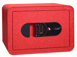 Сейф мебельный MySafe MSR.25.E RED