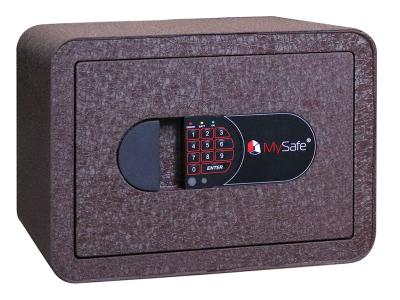 Сейф мебельный MySafe MSR.25.E BROWN